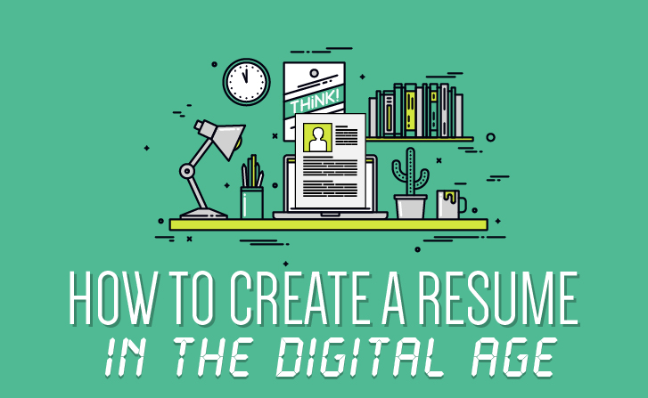 How to Create an Effective Resume in the Digital Age