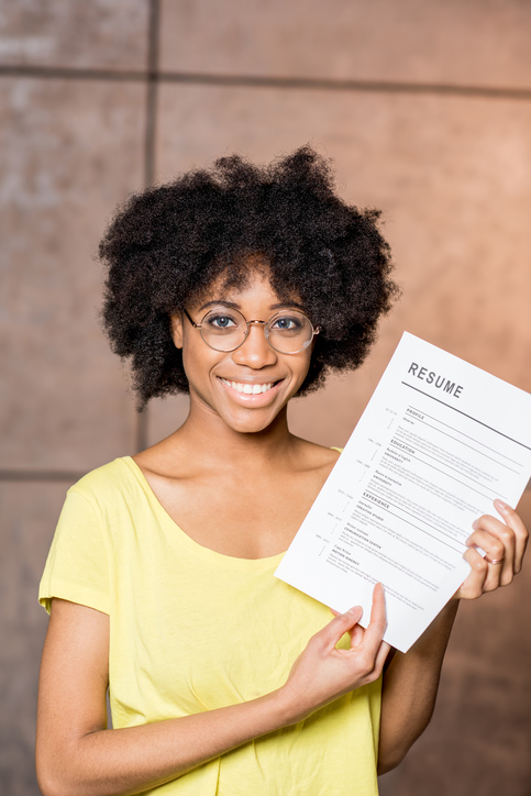 impress Employers with a resume