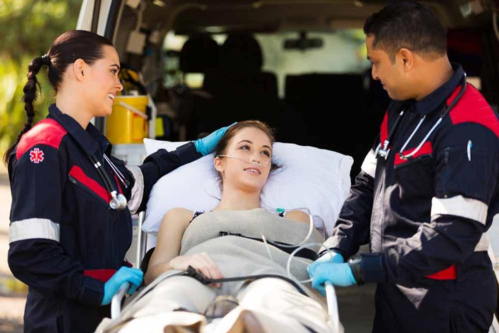 how to become an emt | emergency medical services programs, Human body