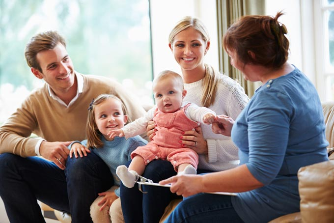 How to become a Child and Family Social Worker; caseworker