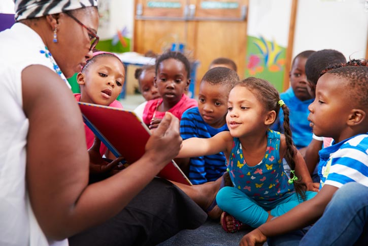 How to become A Preschool Teacher