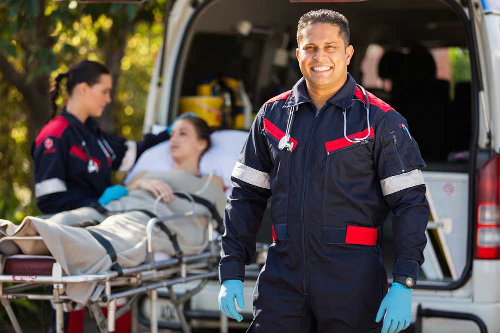 Start a Career as a  Paramedic - Find an Online College