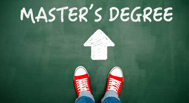 Master's Degree: the New Bachelor's Degree?