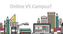 Online vs. Campus-based Schools