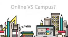 Online vs. Campus-based Schools