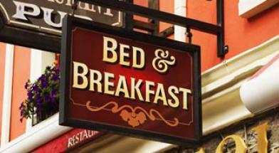 Start a Bed & Breakfast