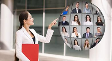 staffing agency business