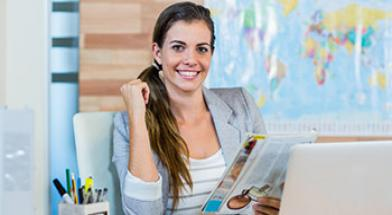 starting your own travel agency